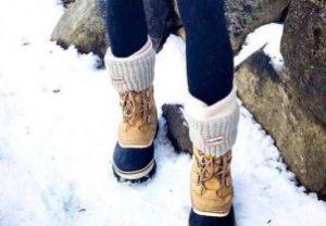 stylizacja zima